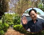 Chốn về hưu đẹp bình yên của Quang Tèo