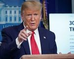 Tổng thống Trump cảnh báo '2 tuần đau đớn', số người chết có thể lên tới 240.000 ca
