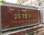Vụ án 'Đường Nhuệ': Đình chỉ sinh hoạt đảng 2 cán bộ Sở Tư pháp