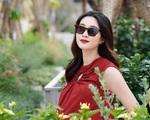 Hoa hậu Đặng Thu Thảo sắp đón em bé thứ 2