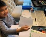 MC Quỳnh Chi ký giấy cho chồng cũ nuôi con ở Mỹ