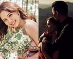 Trọn bộ ảnh cưới tuyệt đẹp của diễn viên 'Yêu thì ghét thôi': Chú rể đại gia vẫn giấu mặt
