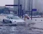 Tin lũ lụt mới nhất ở Trung Quốc: Đập Tam Hiệp thất bại trong kiểm soát lũ, cố đô ngập trong biển nước
