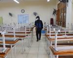 Hà Nội yêu cầu các trường học đảm bảo an toàn khi đón học sinh trở lại trường học