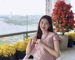 Nhìn từ ban công nhà hoa hậu Đặng Thu Thảo ai cũng thừa nhận biệt thự có view đẹp ngất ngây