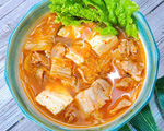Cách làm súp kim chi ngon bổ