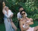 Tuổi 37 viên mãn của Hồ Ngọc Hà: Chồng đẹp trai, quan hệ con chung con riêng hài hòa