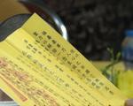 Những hình ảnh đẹp của nghi lễ cầu an online tại các đình chùa nổi tiếng