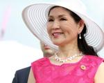 Vợ Thống đốc Mỹ kêu gọi người gốc Á 'Không nín nhịn nữa'