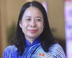 Bà Võ Thị Ánh Xuân giữ chức Phó Chủ tịch nước