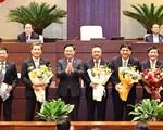 Ông Trần Sỹ Thanh giữ chức vụ Tổng kiểm toán Nhà nước