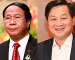 Tiểu sử 2 Phó Thủ tướng Chính phủ Lê Văn Thành và Lê Minh Khái