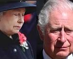 Giọt nước mắt của Thái tử Charles, hình ảnh cô độc của Nữ hoàng Anh trong lễ tang Hoàng thân Philip