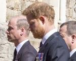 Hoàng thân Harry nói chuyện với Charles, William và Kate ở Frogmore Cottage