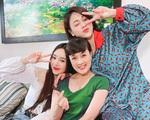 Hướng dương ngược nắng: Hóa ra Diễm Loan - Vân Dung đã ngầm tiết lộ kết phim từ lâu, còn khoe cả con dâu xinh đẹp