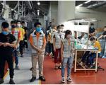 Thêm nhiều công nhân dương tính SARS-CoV-2, Bắc Giang thần tốc truy vết những người liên quan ổ dịch khu công nghiệp