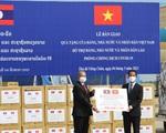 Việt Nam chia sẻ kinh nghiệm, đề xuất các giải pháp hỗ trợ Lào phòng, chống dịch COVID-19