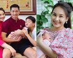 Con gái đầy tháng, Bảo Thanh tiết lộ chuyện mang thai đúng đợt cách ly 21 ngày