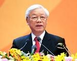Tổng Bí thư Nguyễn Phú Trọng trúng cử ĐBQH khóa XV