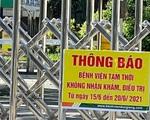 Hà Nội: Có 2 ca dương tính SARS-CoV-2, BV Đức Giang tạm thời không nhận bệnh nhân từ 15/6