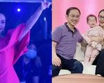 Tuổi 32 bình yên của Phí Linh - nữ MC 'King of Rap' bên chồng là phó phòng ở VTV