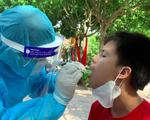 Hai con trai của người phụ nữ bán rau ở Hà Nội cũng dương tính SARS-CoV-2