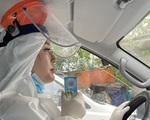 Chân dung 'bông hồng đẹp' tình nguyện lái xe chở bệnh nhân COVID-19