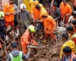 Chưa thoát khỏi 'địa ngục COVID-19', người dân Ấn Độ tiếp tục hứng chịu thảm kịch thiên tai: Hiện trường lở đất gây ám ảnh với ít nhất 30 thi thể