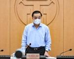 Chủ tịch Hà Nội: Phải xây dựng kịch bản tiêm vaccine theo đúng quy trình an toàn của Bộ Y tế