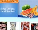 Rau củ, thịt cá bán qua các sàn TMĐT tăng đột biến mùa dịch COVID-19
