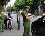 Ngày thứ 7 thực hiện giãn cách xã hội, Hà Nội xử lý gần 1.000 trường hợp vi phạm