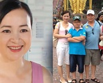 Hôn nhân ngoài đời của bà Tâm - tình cũ ông Khang 'Hương vị tình thân': Viên mãn bên người chồng tâm lý yêu chiều vợ