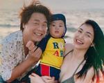 Con trai cưng của Hòa Minzy và chồng thiếu gia