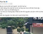 Nam diễn viên Vbiz gây xúc động khi công khai chia sẻ hình ảnh mẹ đẻ là người lao công dọn rác trên đường phố