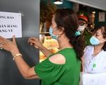 Từ 12h ngày 16/9, Hà Nội cho phép bán hàng ăn mang về, mở văn phòng phẩm ở một số địa bàn