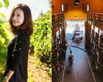 Bốn trang trại của Triệu Vy tại Pháp