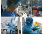 Xúc động lá đơn của nhóm cán bộ y tế Hà Tinh xin tiếp tục ở lại hỗ trợ Bình Dương chống dịch