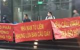 Hà Nội: Học sinh giáp ranh giữa hai quận Cầu Giấy và Nam Từ Liêm đi học ra sao?