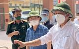 Thứ trưởng Bộ Y tế làm việc tại Bắc Giang: Chỉ để lọt 1 ca COVID-19 là có thể thành 'bom nổ chậm'