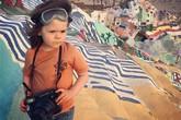 """""""Nhiếp ảnh gia"""" 4 tuổi với những bức ảnh gây sốt trên Instagram"""