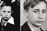Ảnh cực hiếm về thời trẻ của các nhà lãnh đạo quyền lực nhất thế giới