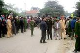 Hàng chục cảnh sát giải cứu 2 cẩu tặc bị dân vây đánh