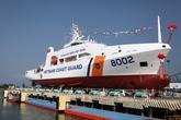 Cận cảnh tàu Cảnh sát biển hiện đại nhất Việt Nam