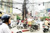 Lưới điện Hà Nội: Lưỡi hái tử thần giăng khắp nơi