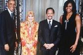 Món quà đắt giá nhất Đệ nhất phu nhân Michelle Obama được nhận năm ngoái