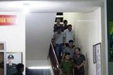 Đội phó Kiểm lâm cơ động Thanh Hóa bị bắt