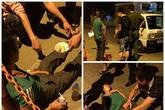 Thanh niên đói, ngất giữa đường HN được cứu giúp