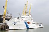 Tàu quân sự Ấn Độ cập cảng Đà Nẵng