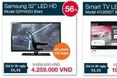 Top 3 sản phẩm điện tử nên mua tại Lazada vào 11.11.2014