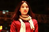 Người mẫu Hoàng Thùy ấn tượng trong bộ sưu tập Mùa ấm